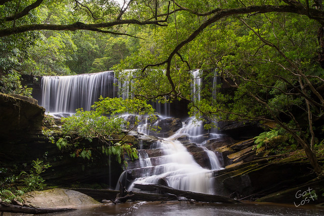 Somersby Falls, NSW, Australia
