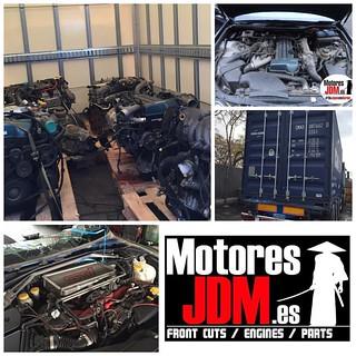 En #motoresjdm empezamos con el siguiente #contenedor #terrorfromtokyo de #motores #frontcuts y en general #todoparatuswap Podemos traer #todoparatuswap