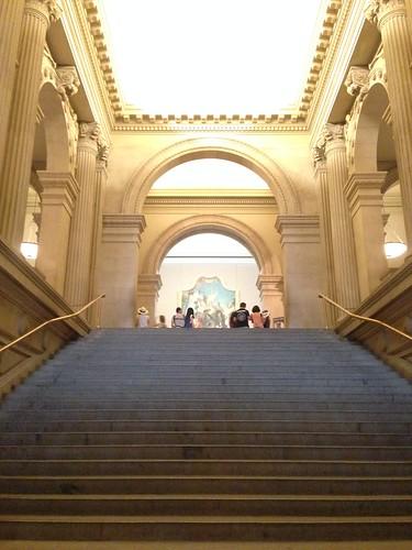 Metropolitan Museum, MET. NYC aug2015