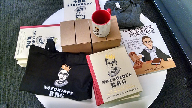 Notorious RBG Birthday Celebrations
