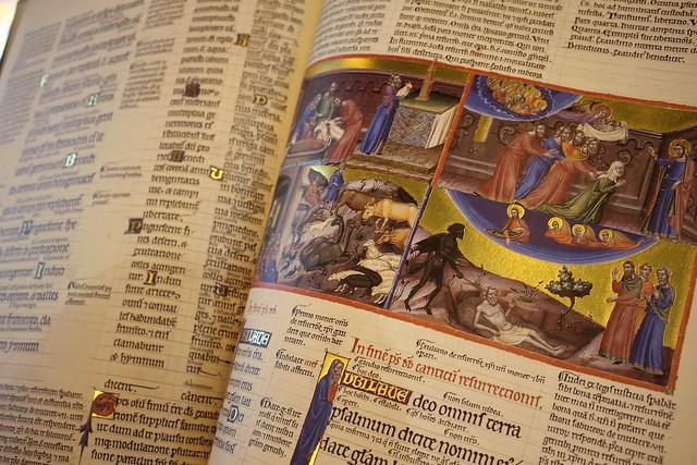 Psautier Anglo-Catalan (XIIIe - XIVe siècle), « quasi original », éditions M. Moleiro - Livre Paris 2016