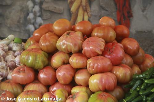 Feria en ALEGRIA-Dulantzi  #DePaseoConLarri #Flickr -2875