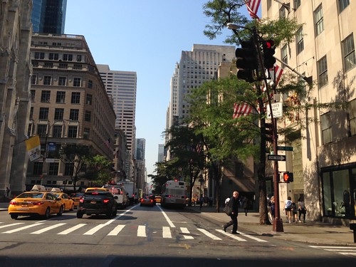 5th Ave. NYC Aug2015. Nueva York