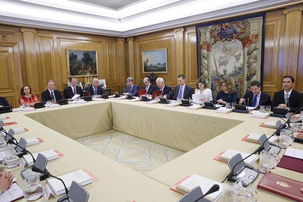 Pleno de la Comisión Nacional para la Conmemoración del IV Centenario de la muerte de Miguel de Cervantes