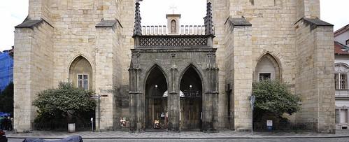 Kostel Panny Marie pod řetězem, Praha, Malá Strana