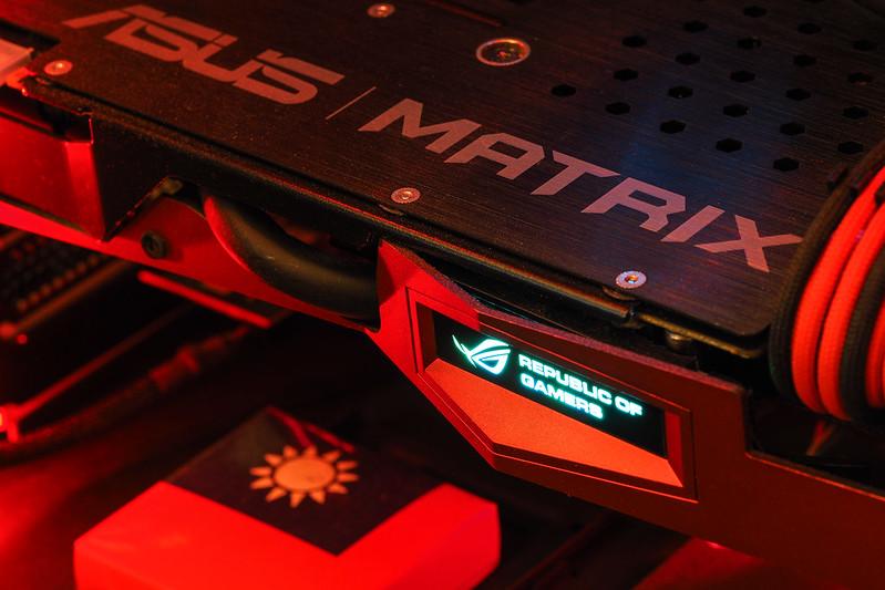 GTX 980 ROG Matrix Platinum|ASUS