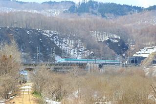 北海道新幹線開業2日目のはやぶさ