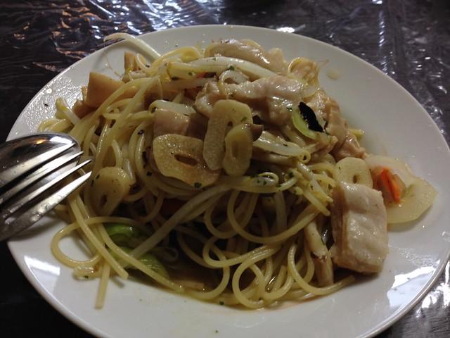 Pasta of upper white hormone