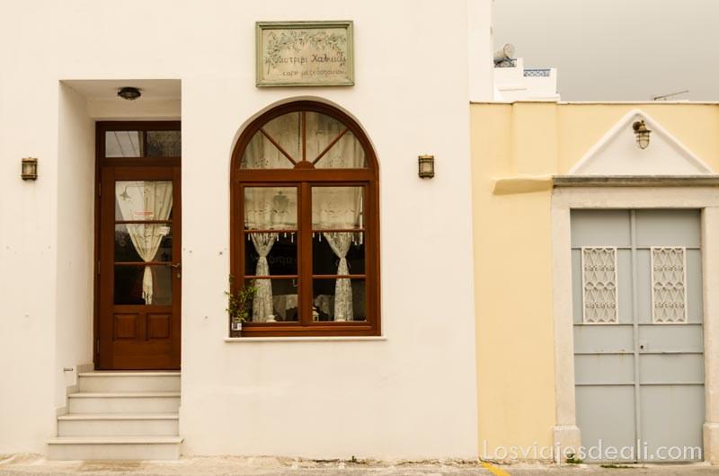pueblos del interior de Naxos