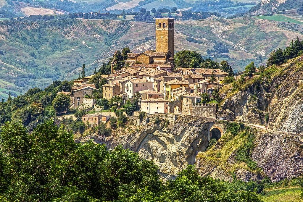 Borghi medievali della Romagna - San Leo