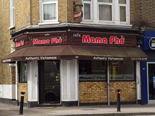Mama Pho, Deptford, London SE8
