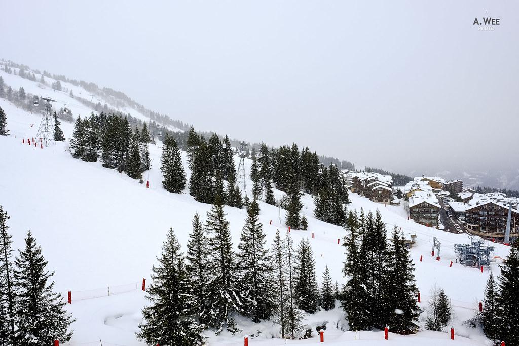 Anemones ski area