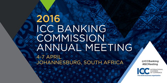 "ICC Banking Commission Annual Meeting 2016 ""Trade in Africa"""
