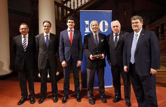 """07/03/2016 - Deusto Business School abre los actos de celebración de los 100 años de """"La Comercial"""" y 60 años de la """"ESTE"""""""