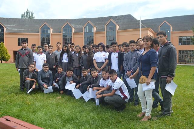 Inicio año escolar 2016