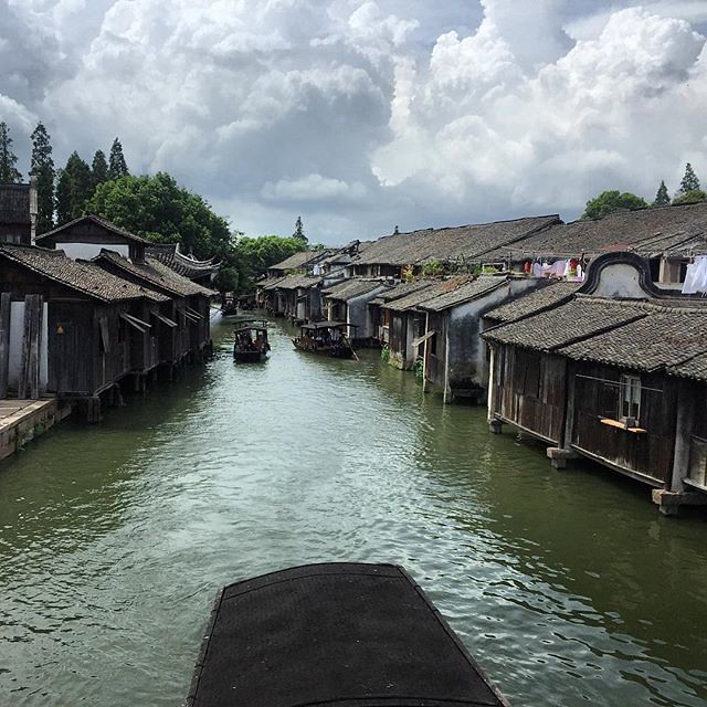 #Wuzhen #china #travel #avazing