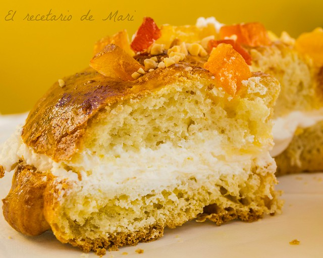 Roscón de Reyes 7
