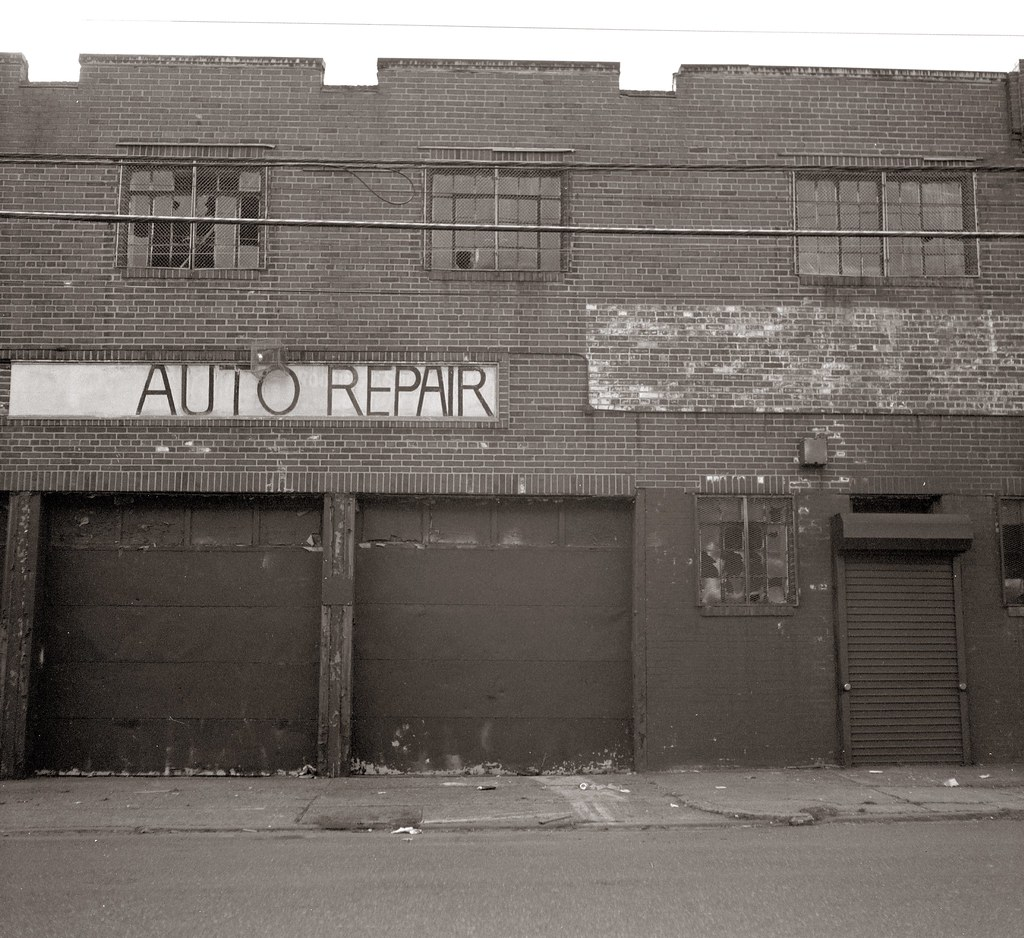 Auto repair, Philadelphia | by efo