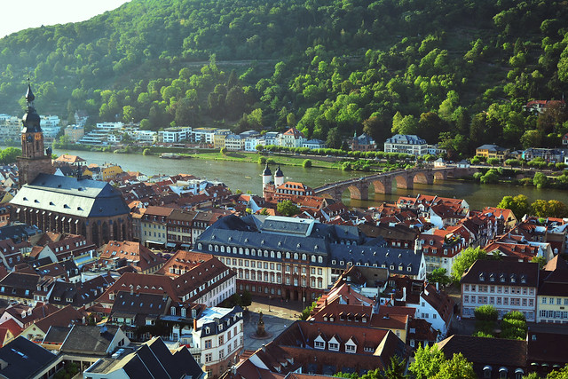 Heidelberg-Summer