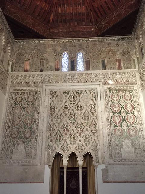 Sinagogo del Transito, Toledo, Spain