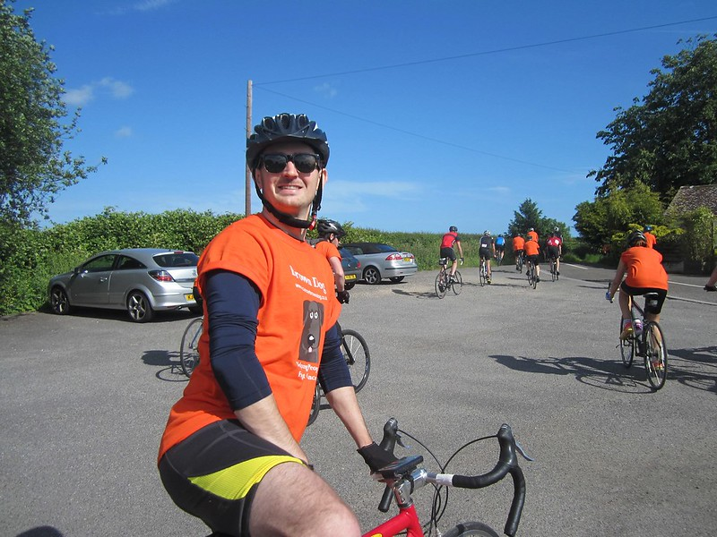 100 Mile Cycle Ride-2015