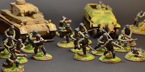 Bolt Action - German Army Starter Box