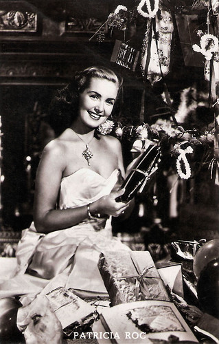 Merry Christmas with Patricia Roc