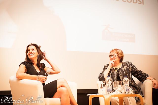 2015.09.09 Cocktail conférence avec Jean Charest et Louise Fréchette