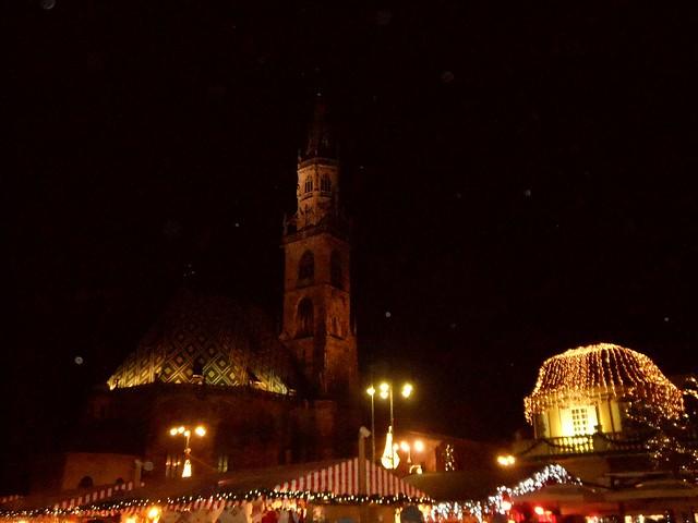 Luci di Natale a Bolzano