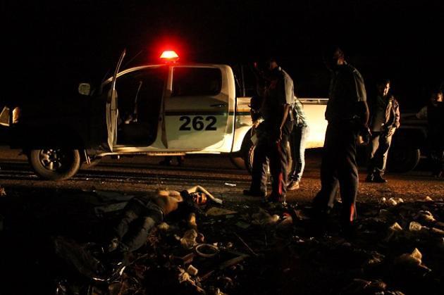 Cadáver de trabajador de la UCAB Guayana es arrojado en la vía Caracas de Puerto Ordaz