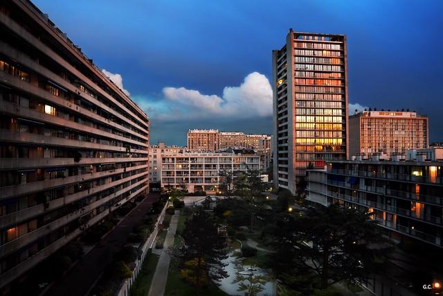 Ville de boulogne billancourt 92100 flickr photo for Boulogne billancourt piscine