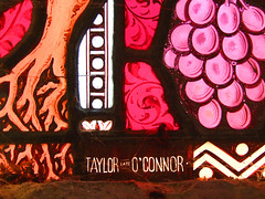 Taylor late O'Connor