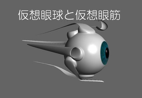 視力回復のために知りたい眼のメカニズム|独自まとめその26|3D仮想眼球と仮想眼筋という考え方の導入で、誰でも簡単に短期間で視力アップ出来る理由とは?|真・視力回復法〜視力回復コア・ポータル