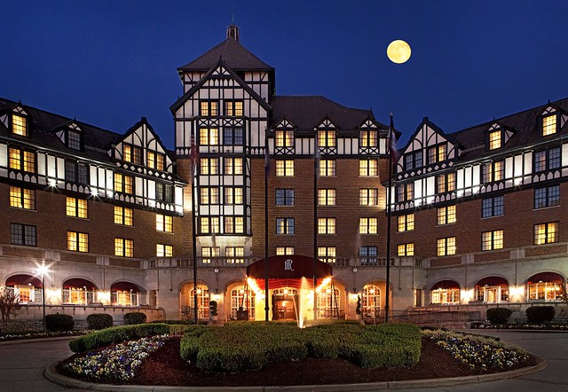 The Historic Hotel Roanoke & Conference Center