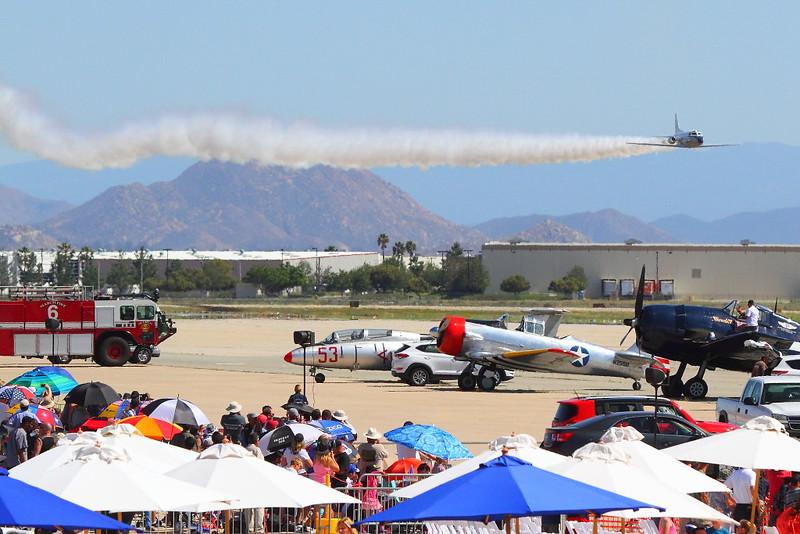 IMG_8609 T-39 Patriots Saberliner, March Field Airfest