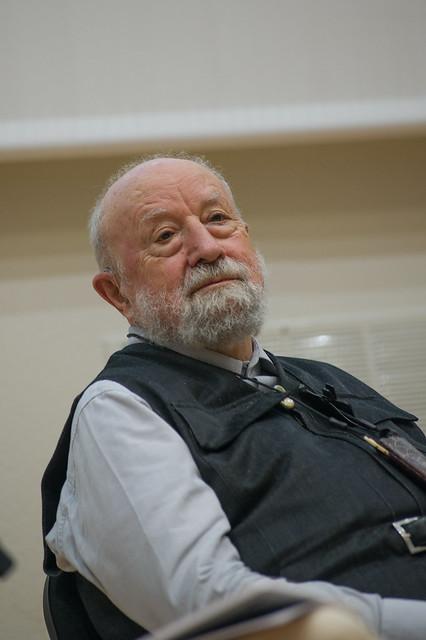 Michel Butor, portrait