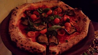Melanzane Pizza from Gigi