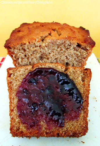 Peanut Butter Bread and Homemade Grape Jelly | by CinnamonKitchn