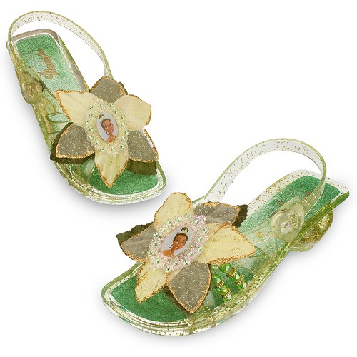 Princess Tiana Shoes: Light-Up Princess Tiana Shoes For Girls