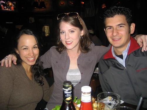 Ericka, Brooke, and David