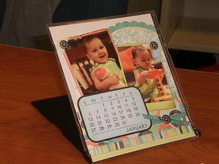 2008 CD Case Calendar | by Mish Mish
