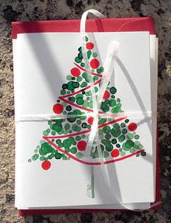 red christmas card set flickr photo sharing. Black Bedroom Furniture Sets. Home Design Ideas