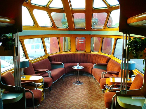 Milwaukee Road 261 Skytop Observation Lounge Car from Farmington to Calgary 329 | by no body atoll