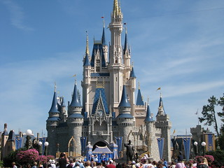 Cinderella's Castle - Walt Disney World | by @cdharrison