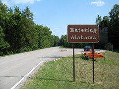 Entering Alabama | by jbcurio