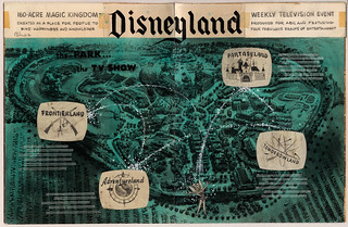 1953/54 WDP Financial Report Layout: Disneyland Preview! | by Miehana