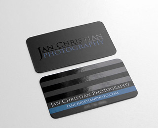Jan Christian Photography Business Card | by Jan Christian