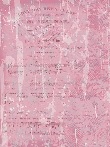 Musical Shabby Pink | by Stars*Go*Blue