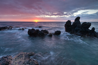 Kona Sunset | by dmuphotography