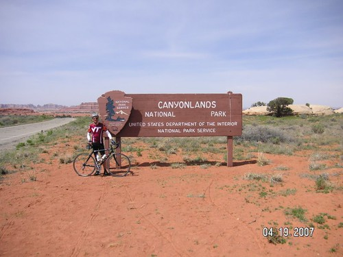 Cycling%20Canyonlands%20NP%2C%20UT%20Last%20Day%204-07%20014 | by Cycling Escapes